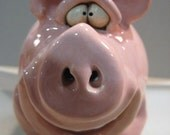 Happy Piggley Wiggely Piggy Puffer  pipe   .....