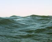 Oversized Art, Large Format Seascape Photo - Within Waves 9