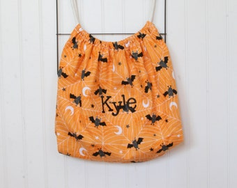 Custom Sassy Trick or Treat bag - Free personalization