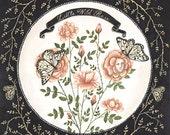 Little Wild Rose - Print