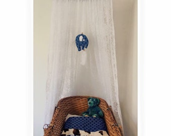 Bassinet/cradle Quilt and Cover