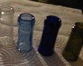 Handmade Glass Wine Bottle Neck Guitar Slides