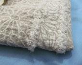 "Linen Bath Towel - 100% flax/ Spa, Exercise, Wicking, Summer towel, Swimming, Beach, Pool, Natural Fiber, Exfoliating -54 x 26"""