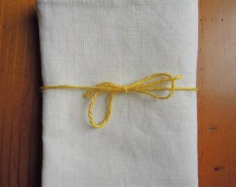 Pure Hemp Dish Cloth, Tea Towel, Natural, Organic, Dish Cloth