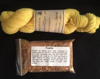 Fustic Natural Dye