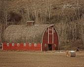 rustic landscape, Montana art, Big Sky Country, red barn photo, rustic art, country barn art, Montana wall art, Montana print, barn photo