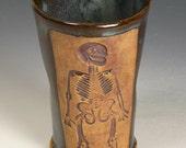 Skeleton Tumbler