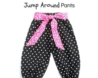 SALE Pants Sewing Pattern straight cut, easy and fast nb - 10 girls boys Pdf