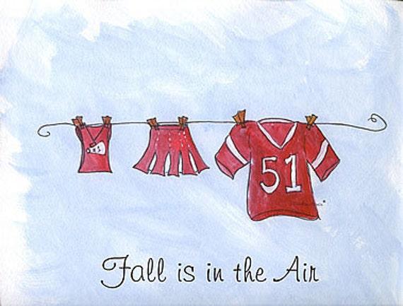 Four Seasons Art Prints by Carolyn Altman