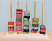 Stacked Ribbon + Washi Organizer kit - large