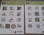 Stampin ' Up!  25 and counting stamp set. Brand new.