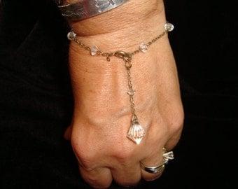 40's Crystal Bracelet