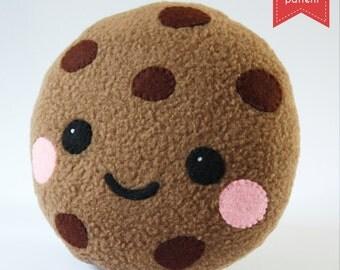 Happy cookie - PDF sewing pattern