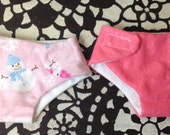 "15"" Bitty Baby Twins  Set of 2 Diapers/Underwear Fits American Girl"