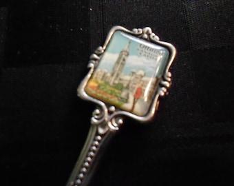 Ottowa Canada/Silverplate/ Souvenir/ Spoon/ 1950s