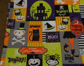 Creepy Creatures  Halloween   Pillowcase