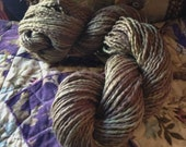Redneck hand dyed vegan cotton new yarn approx 150 yds