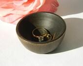 Ring Bearer + Wood Ring Bearer Bowl +Rustic Chic wedding ring bearer bowl