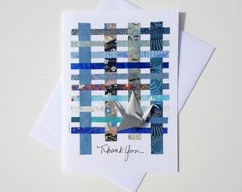 Thank You Card,Handmade Greeting Card,Appreciation Card,Teacher Thank You Card,Friendship Card,Gratitude Card,Vicki Bolen,Thanksgiving Card