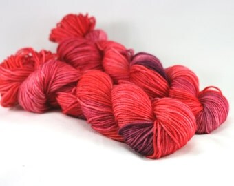 Variegated DK Weight Yarn - Souvenir - Sunburn