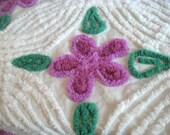 Beautiful Purple Flowers ( 5 ) with Wedding Ring Design Pc