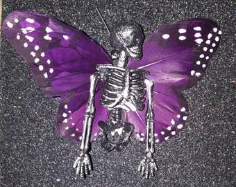 Butterfly, Skull butterfly, Skull, Halloween, Purple, Purple butterfly, Mariposa, Day of the dead, Dia de los muertos