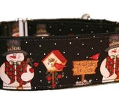 Snowflakes For Sale- 2 Inch Martingale Collar-