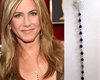 Necklace Of Jennifer Aniston,Celebrity Inspired Necklace - Jennifer Aniston Necklace,celebrity jewelry
