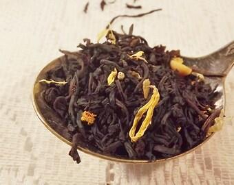 Pecan Sticky Bun, Loose Leaf Tea, Black Tea