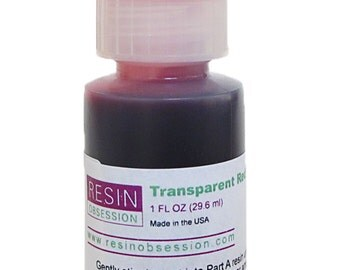Resin Obsession transparent purple color pigment for coloring epoxy ...