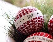 Ornament Wrap Kit