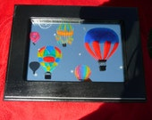 Music Box with Hot Air Balloons