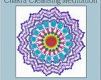 Chakra Cleansing Guided Meditation CD