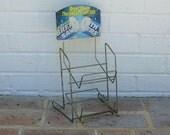 Vintage Metal Breath Savers Rack Vintage Metal Store Display Vintage Advertisement Display Rack