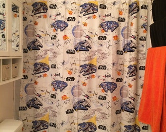 Curtains Ideas curtains made from bed sheets : Star wars bed sheet | Etsy