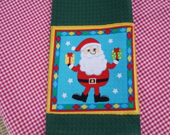 Christmas Festive Tea Towel (565)