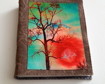freedom mid size journal - tree of free spirit summer edition