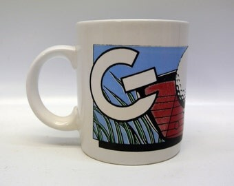 Vintage Golf mug