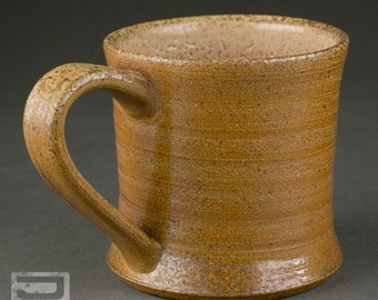 12 ox Salt-fired Stoneware Mug