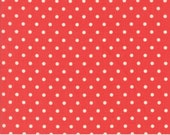 NEW PRICE * MODA Chestnut Street Floral Polka Dot Pomegranate Red 20276 11 Fig Tree Fresh Modern Farmhouse