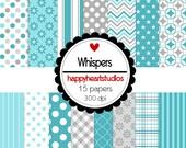 DigitalScrapbook-Whispers-INSTANTDOWNLOAD