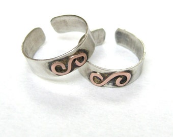 Toe Ring custom sizing