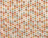 Moda Fabrics Max and Whiskers Dots in Ivory - Half Yard