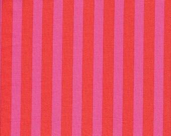 Free Spirit Fabrics Dena Designs Taza Color Stripe in Pink - Half Yard