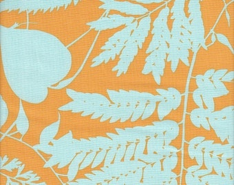 Free Spirit Fabrics Jay McCarroll Habitat West River Drive in Orange - Half Yard