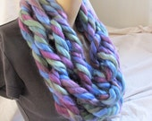 Mountain Chunky Knit Cowl (5400)