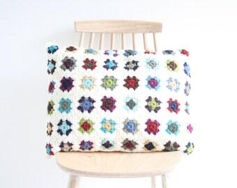 Crochet pillow Louisa