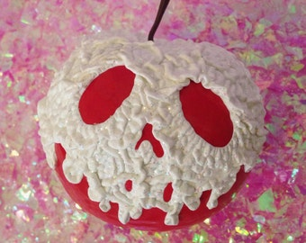 Evil Tainted Apple cosplay prop