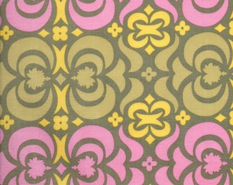 Amy Butler Midwest Modern Garden Maze Print 100% Cotton Quilting Fabric