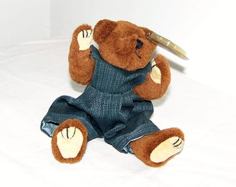 Henry The 1993 Ty Attic Treasure Bear